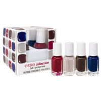 Essie Nail Polish - Fall 2014 Dress To Kilt Color Cube - 4 x 5ml